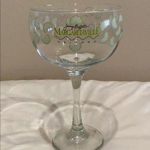 Jimmy Buffet's Margaritaville Orlando Glass EUC